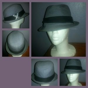 Accessories - 🌈3 for $15⭐️ Fedora Grey Hat